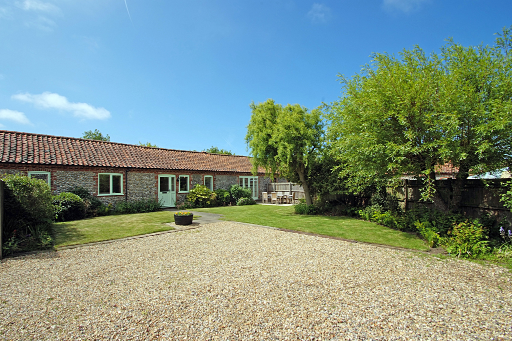 Priory Cottage at Abbey Farm Holiday Cottages Beeston Regis Norfolk